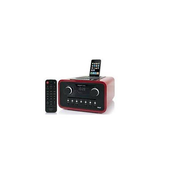 Velsete Tangent : Alio - DAB+/FM radio med CD afspiller & iPOD FK-32