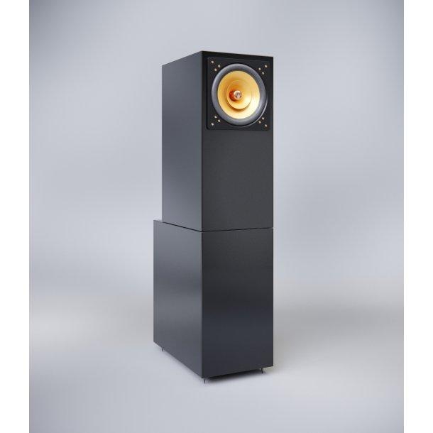 Cube Audio Nenuphar BASiS incl 2 x active sub 12