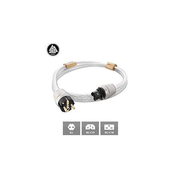 Nordost Supreme Reference Series : ODIN 2 POWER CORD